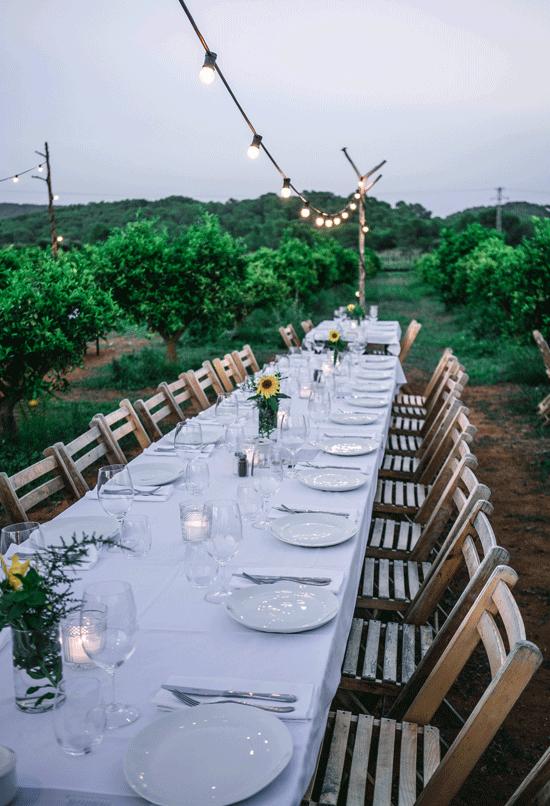 Cenas De La Granja A La Mesa