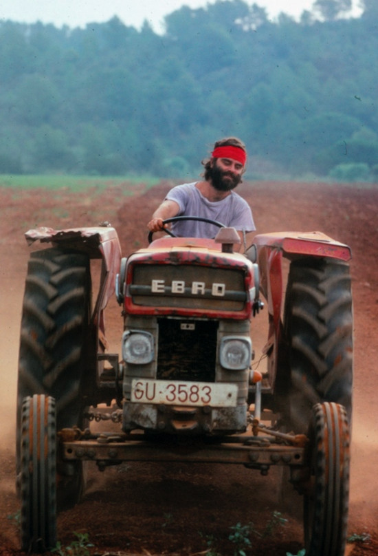 foto tractor
